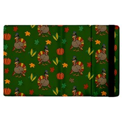 Thanksgiving Turkey  Apple Ipad Pro 12 9   Flip Case by Valentinaart