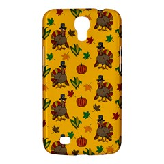 Thanksgiving Turkey  Samsung Galaxy Mega 6 3  I9200 Hardshell Case by Valentinaart