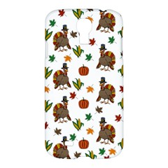 Thanksgiving Turkey  Samsung Galaxy S4 I9500/i9505 Hardshell Case by Valentinaart