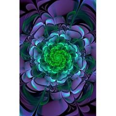 Beautiful Purple & Green Aeonium Arboreum Zwartkop 5 5  X 8 5  Notebooks by jayaprime