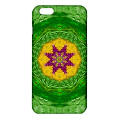 Feathers In The Sunshine Mandala Iphone 6 Plus/6s Plus Tpu Case by pepitasart