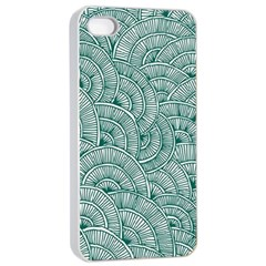 Design Art Wesley Fontes Apple Iphone 4/4s Seamless Case (white) by wesleystores