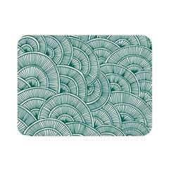 Design Art Wesley Fontes Double Sided Flano Blanket (mini)