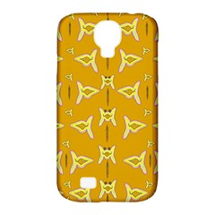 Fishes Talking About Love And   Yellow Stuff Samsung Galaxy S4 Classic Hardshell Case (pc+silicone) by pepitasart