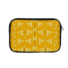 Fishes Talking About Love And   Yellow Stuff Apple Macbook Pro 13  Zipper Case by pepitasart