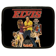 Elvis Presley Netbook Case (xxl)  by Valentinaart