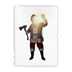 Santa Killer Galaxy Note 1 by Valentinaart