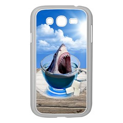 Cup Of Tea Samsung Galaxy Grand Duos I9082 Case (white) by Valentinaart
