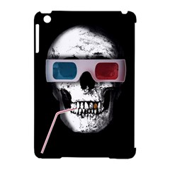 Cinema Skull Apple Ipad Mini Hardshell Case (compatible With Smart Cover) by Valentinaart