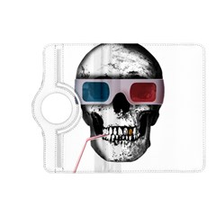 Cinema Skull Kindle Fire Hd (2013) Flip 360 Case by Valentinaart