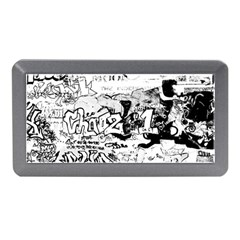 Graffiti Memory Card Reader (mini) by Valentinaart