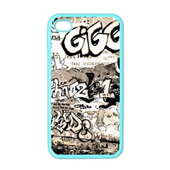 Graffiti Apple Iphone 4 Case (color) by Valentinaart