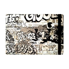 Graffiti Apple Ipad Mini Flip Case by Valentinaart