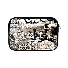 Graffiti Apple Ipad Mini Zipper Cases by Valentinaart