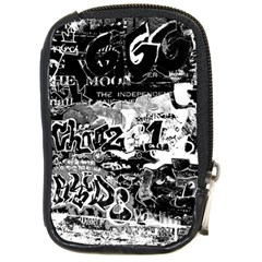 Graffiti Compact Camera Cases by Valentinaart