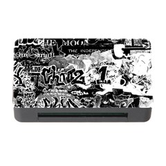 Graffiti Memory Card Reader With Cf by Valentinaart