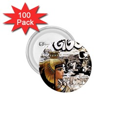 Cleopatra 1 75  Buttons (100 Pack)  by Valentinaart