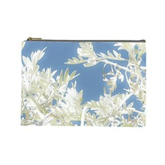 Nature Pattern Cosmetic Bag (large)