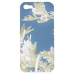 Nature Pattern Apple Iphone 5 Hardshell Case by dflcprintsclothing