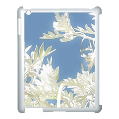 Nature Pattern Apple Ipad 3/4 Case (white) by dflcprintsclothing