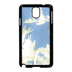 Nature Pattern Samsung Galaxy Note 3 Neo Hardshell Case (black) by dflcprintsclothing