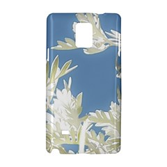 Nature Pattern Samsung Galaxy Note 4 Hardshell Case by dflcprintsclothing