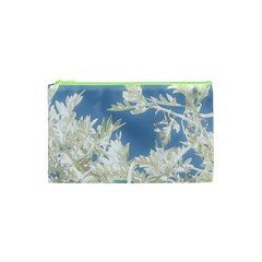 Nature Pattern Cosmetic Bag (xs) by dflcprintsclothing