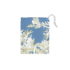 Nature Pattern Drawstring Pouches (xs)  by dflcprintsclothing