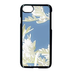 Nature Pattern Apple Iphone 8 Seamless Case (black) by dflcprintsclothing