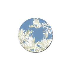 Nature Pattern Golf Ball Marker by dflcprintsclothing