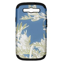 Nature Pattern Samsung Galaxy S Iii Hardshell Case (pc+silicone) by dflcprintsclothing