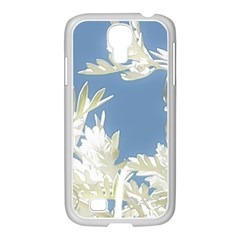 Nature Pattern Samsung Galaxy S4 I9500/ I9505 Case (white)