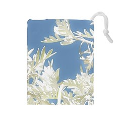 Nature Pattern Drawstring Pouches (large)