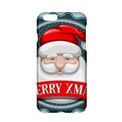 Christmas Santa Claus Xmas Apple Iphone 6/6s Hardshell Case by Alisyart