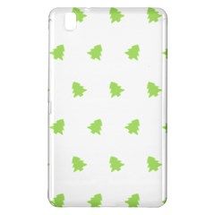 Christmas Tree Green Samsung Galaxy Tab Pro 8 4 Hardshell Case by Alisyart