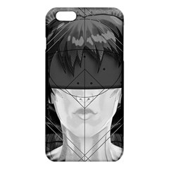 Beautiful Bnw Fractal Feathers For Major Motoko Iphone 6 Plus/6s Plus Tpu Case by beautifulfractals