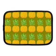 Fruite Pineapple Yellow Green Orange Netbook Case (medium)  by Alisyart