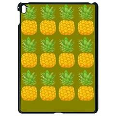 Fruite Pineapple Yellow Green Orange Apple Ipad Pro 9 7   Black Seamless Case by Alisyart