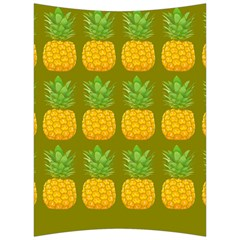 Fruite Pineapple Yellow Green Orange Back Support Cushion by Alisyart