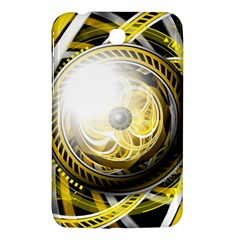Incredible Eye Of A Yellow Construction Robot Samsung Galaxy Tab 3 (7 ) P3200 Hardshell Case  by jayaprime