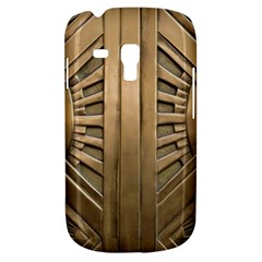 Art Deco Gold Door Galaxy S3 Mini by 8fugoso