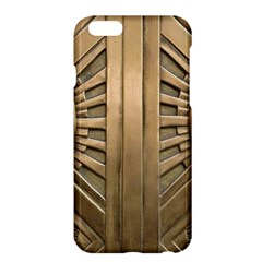 Art Deco Gold Door Apple Iphone 6 Plus/6s Plus Hardshell Case by 8fugoso