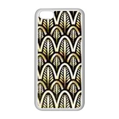Art Deco Apple Iphone 5c Seamless Case (white) by 8fugoso