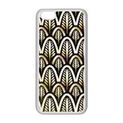 Art Deco Apple Iphone 5c Seamless Case (white) by 8fugoso