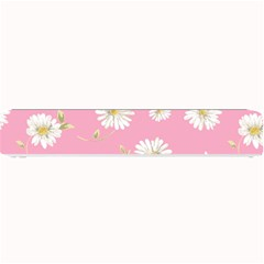Pink Flowers Small Bar Mats by 8fugoso
