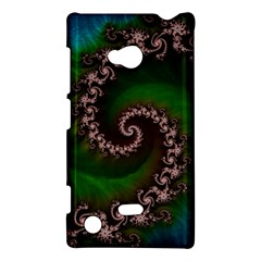 Benthic Saltlife Fractal Tribute For Reef Divers Nokia Lumia 720 by beautifulfractals