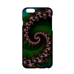 Benthic Saltlife Fractal Tribute For Reef Divers Apple Iphone 6/6s Hardshell Case by jayaprime