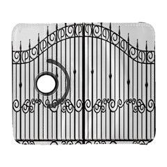 Inspirative Iron Gate Fence Galaxy S3 (flip/folio) by Alisyart