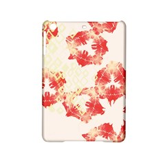 Pattern Flower Red Plaid Green Ipad Mini 2 Hardshell Cases by Alisyart