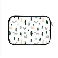 Squirrel Rabbit Tree Animals Snow Apple Macbook Pro 15  Zipper Case